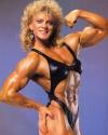 Girl with muscle - Ellen Van Maris