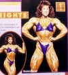 Girl with muscle - Rozann Keyser