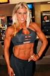 Girl with muscle - Regiane da Silva
