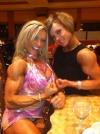 Girl with muscle - Katrinka Knox Danielson / Sara Butler