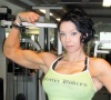 Girl with muscle - Johanna Koskinen