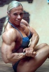 Girl with muscle - Sibylle Eleftheriadis