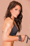 Girl with muscle - Melanie Falvo