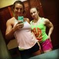 Girl with muscle - Tori Betolatti