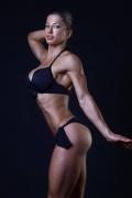 Girl with muscle - Andreea Tina