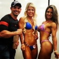 Girl with muscle - Cristianne Rodriguez / Aline Barreto