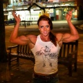 Girl with muscle - Nina Stahre