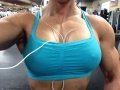 Girl with muscle - Kristy Enos