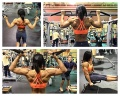 Girl with muscle - Elissa Martis