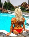 Girl with muscle - Tiana Holtzhausen