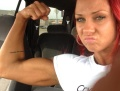 Girl with muscle - Crystal