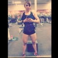 Girl with muscle - Mallory Malcolm