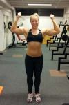 Girl with muscle - eilin