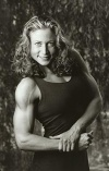 Girl with muscle - Tiffany Slitkin