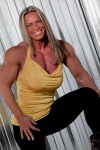 Girl with muscle - Brenda King