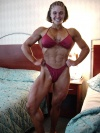 Girl with muscle - Kim Kilper