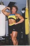 Girl with muscle - Stacy Garonzik