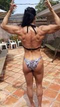 Girl with muscle - Elizabeth Bradshaw