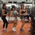 Girl with muscle - ? / Selma Labat / Ludmila Merlin