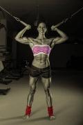 Girl with muscle - petra urbankova