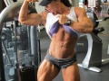 Girl with muscle - Jennifer Kennedy