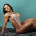 Girl with muscle - Grace Rivera