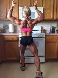 Girl with muscle - Danielle Reardon