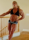 Girl with muscle - Gillian Kovack