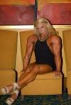 Girl with muscle - Gillian Kovack
