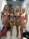Girl with muscle - Faith Cruz Phillabaum, Kathy Dovicsak Agosti, Alyc