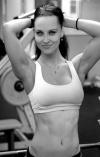 Girl with muscle - SIlje Mariela