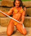 Girl with muscle - Betty Viana