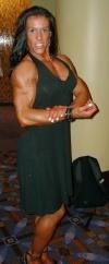 Girl with muscle - Jennifer Scarpetta