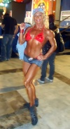 Girl with muscle - Antonella Lizza