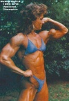 Girl with muscle - Susan Myers