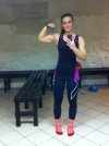 Girl with muscle - Silje
