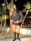 Girl with muscle - Cris Maria Rocha