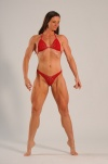 Girl with muscle - Carrie Rapp
