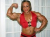 Girl with muscle - Rosemary Jennings