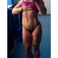 Girl with muscle - Daria Diossi