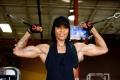 Girl with muscle - Yashika Brooks