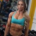 Girl with muscle - Debora Valduga
