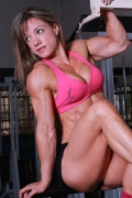 Girl with muscle - Marjorie Beck