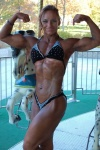 Girl with muscle - Stephanie Foley