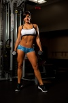 Girl with muscle - Krista Manastyrski