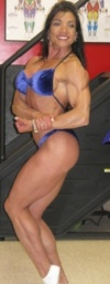 Girl with muscle - Marina Lopez