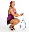 Girl with muscle - Beth Phoenix