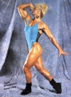 Girl with muscle - Paula Bircumshaw