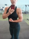 Girl with muscle - Trish