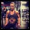 Girl with muscle - Rachel Genesky